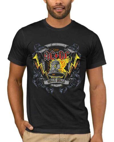 Μπλούζα με στάμπα AC/DC Hells Bells