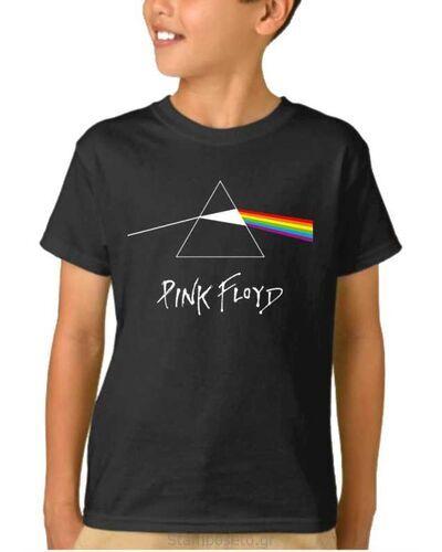 Παιδικό μπλουζάκι με μεταξοτυπία Pink Floyd The Dark Side of the Moon