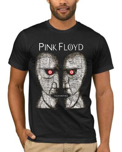 Μπλούζα με στάμπα Pink Floyd The Division Bell