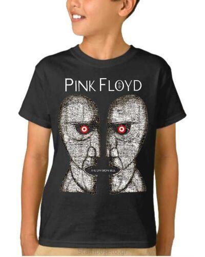 Παιδικό μπλουζάκι με μεταξοτυπία Pink Floyd The Division Bell