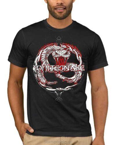Μπλούζα με στάμπα Whitesnake Back To The Bone