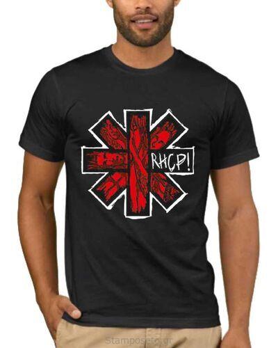 Μπλούζα με στάμπα Red Hot Chili Peppers 1302