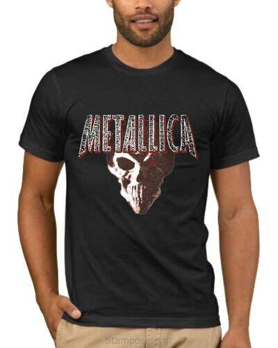 Μπλούζα με στάμπα Metallica 1498