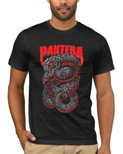 Μπλούζα με στάμπα Pantera Great Southern Outtakes