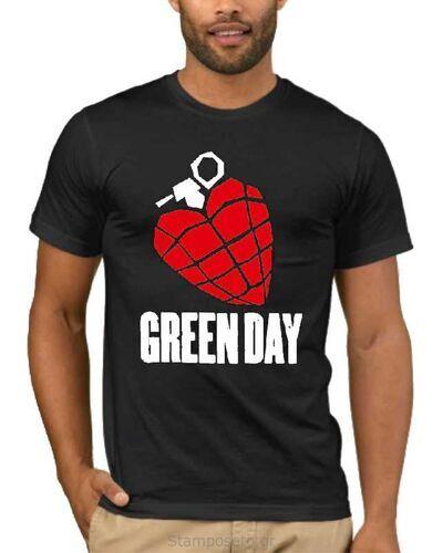 Μπλούζα με στάμπα Green Day American Idiot