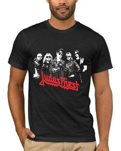 Μπλούζα με στάμπα Judas Priest 1970