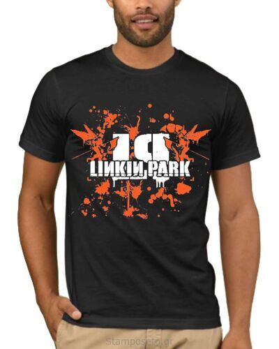 Μπλούζα με στάμπα Linkin Park 2135