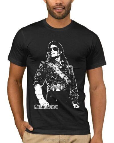 Μπλούζα με στάμπα Michael Jackson 2340