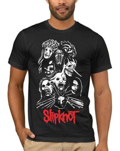 Μπλούζα με στάμπα Slipknot Prepare for Hell
