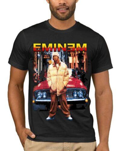 Μπλούζα με στάμπα Eminem 2402