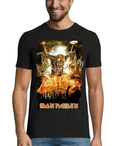 Μπλούζα με μεταξοτυπία Iron Maiden Fear of the Dark