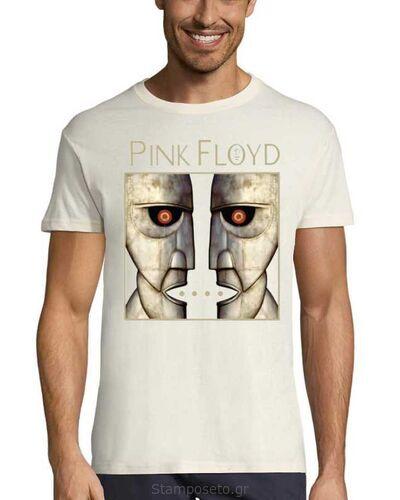 Μπλούζα με μεταξοτυπία Pink Floyd The Division Bell