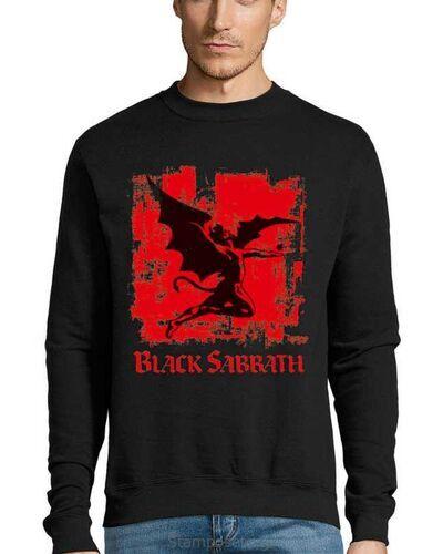 Μπλούζα με μεταξοτυπία Black Sabbath Fallen Angel
