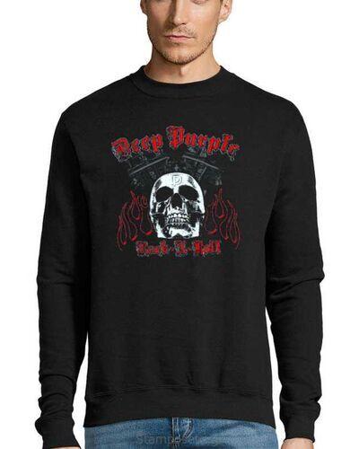 Μπλούζα με μεταξοτυπία Deep Purple Highway Star Motor