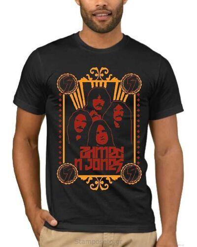 Μπλούζα με μεταξοτυπία Black Sabbath Ahmed n Jones