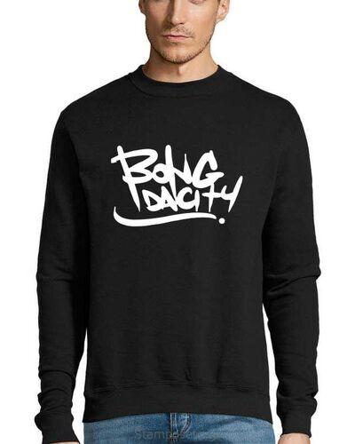 Μπλούζα με στάμπα  Hip Hop Bong Da City